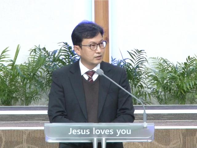 """2020. 11. 08 """"여호와는 나의 힘"""""""